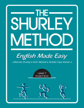 shurley method homework help