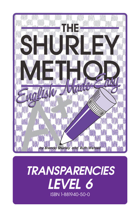 Transparency Set (overhead) level 6