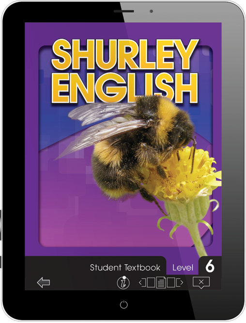Add-On Digital Student Textbook: Annual Subscription level 6