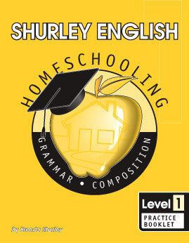 Homeschool Practice Booklet level 1