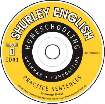 Homeschool Practice CD level 1