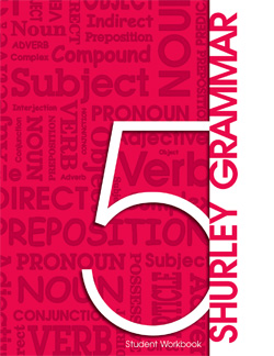 Grammar Student Workbook level 5