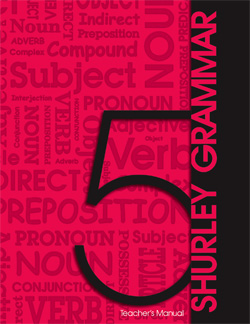 Grammar Teacher's Manual level 5