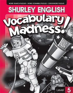 Vocabulary Madness level 5