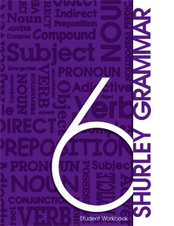 Grammar Student Workbook level 6