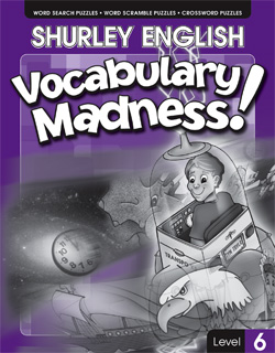 Vocabulary Madness level 6