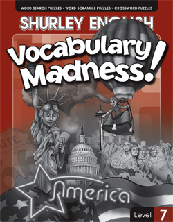 Vocabulary Madness level 7