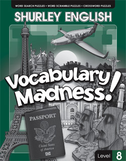 Vocabulary Madness level 8